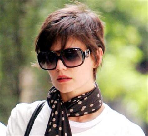 pixie haircut stories the round face and matching hairstyles hairsmystory com
