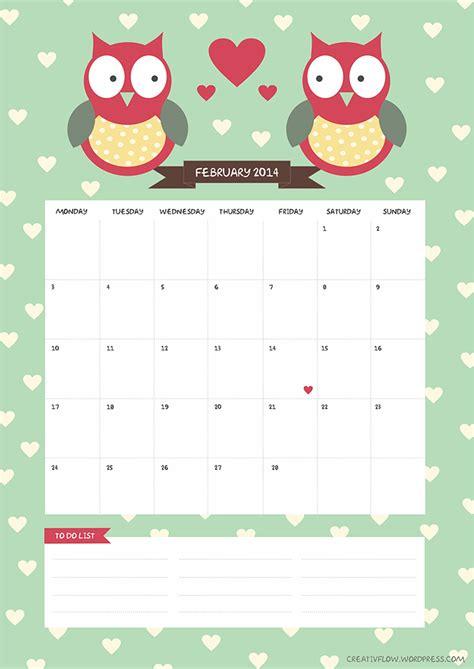 free month printables calendar template 2016