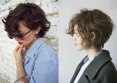 short hairstyles for wavy hair 2017 short wavy bob hairstyles 2017 69 with short wavy bob