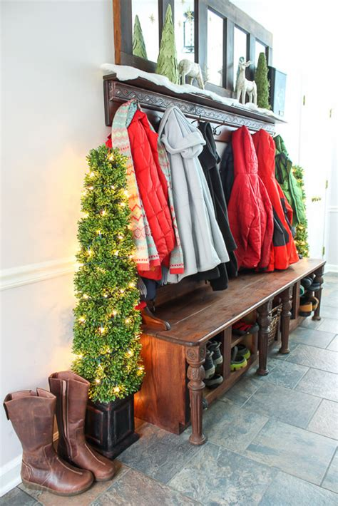 bench laundry her 25 real life mudroom and entryway decorating ideas by