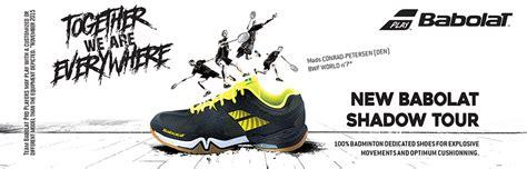 Sepatu Babolat Shadow Tour M badminton department rackets clothing shoes accessories