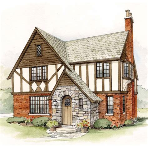 tudor revival floor plans tudor revival house plans house and home design