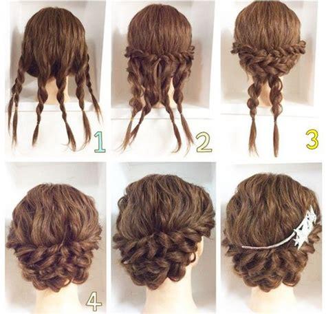 imágenes del curly hair days elegantes peinados bajos muy f 225 ciles de hacer paso a paso