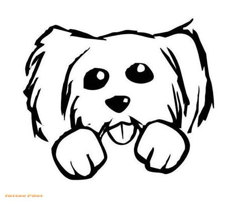 puppy face stencil www pixshark com images galleries