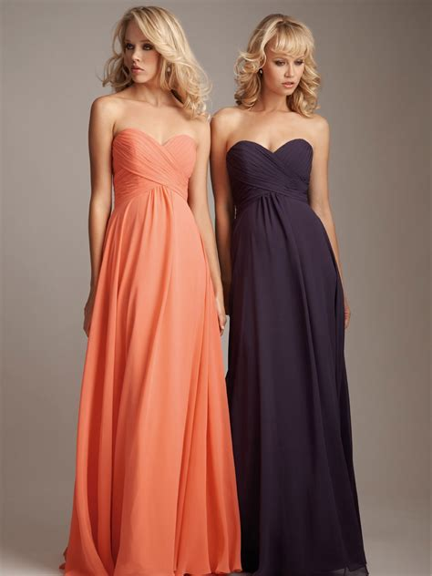 Chiffon Bridesmaid Dress by How To Choose Popular Chiffon Bridesmaid Dresses