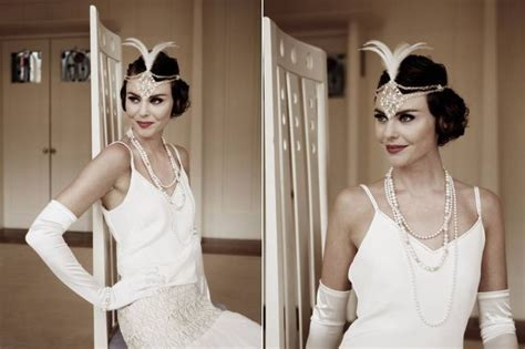 the great gatsby revives the 1920s inspired hairstyles 36 sexy and hot half shaved hairstyles