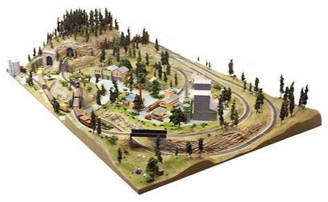 mdl layout n scale model train layout designs z scale trains layouts