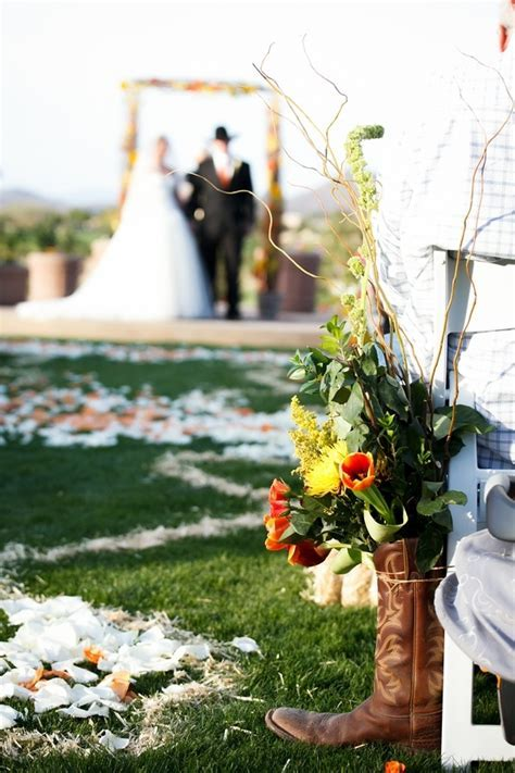 17 Best images about Western Cowboy Wedding Ideas on