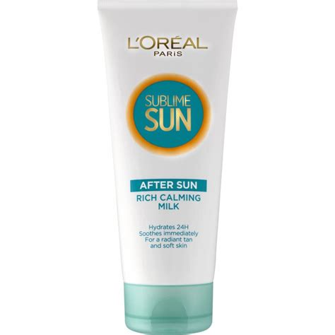 what is a sun l l oreal sublime sun after sun 200 ml 163 5 95