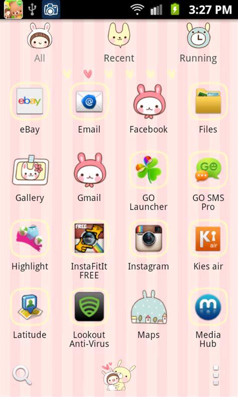 themes kawaii android katherine mae how to get kawaii phone themes for androids