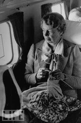 knitting needles on plane the knitting needle and the damage done eleanor roosevelt
