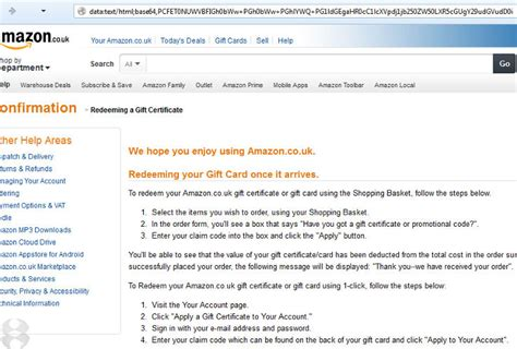 How To Email Amazon Gift Card - 404 not found