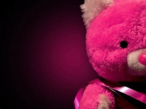 imagenes para fondo de pantalla de ositos oso de peluche rosado del amor de fondo de pantalla fondos