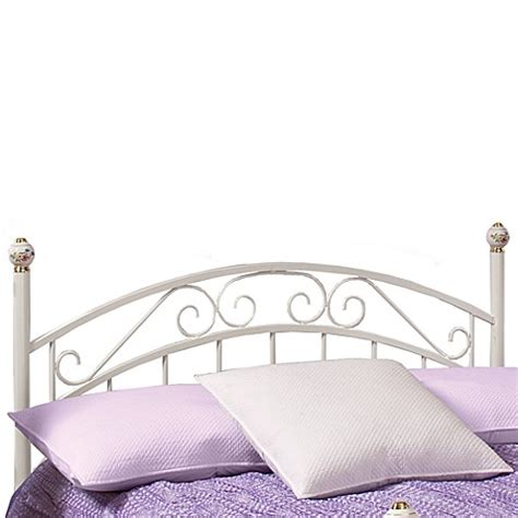 bed bath and beyond headboards hillsdale emily headboard with rails bed bath beyond