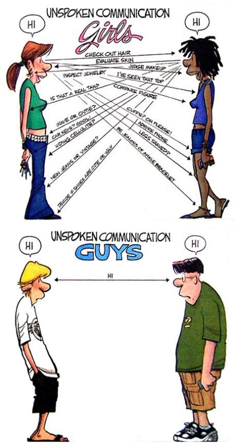 seeing a woman a conversation between a father and son girls vs guys communication