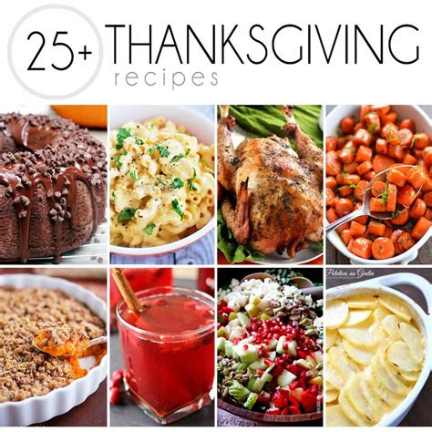 25 thanksgiving recipes you need to make yummy healthy easy