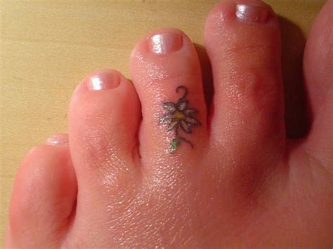 toe ring tattoos toe tattoos designs ideas and meaning tattoos for you