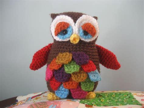 amigurumi pattern free owl mr hoot amigurumi owl pattern by amy gaines craftsy