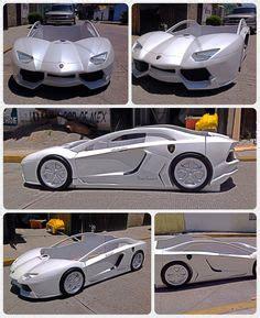 race car zimmer dekor white racecar bed for jaguar with led lights