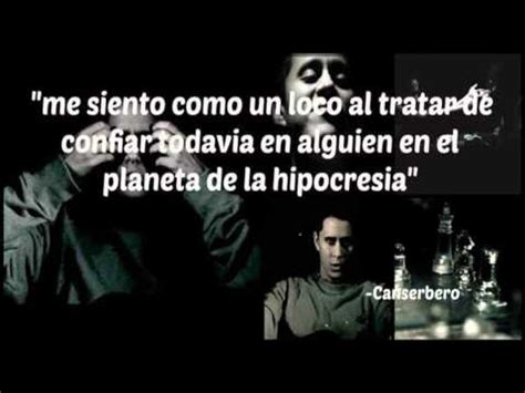 fraces de cancerbero de traicion canserbero frases youtube