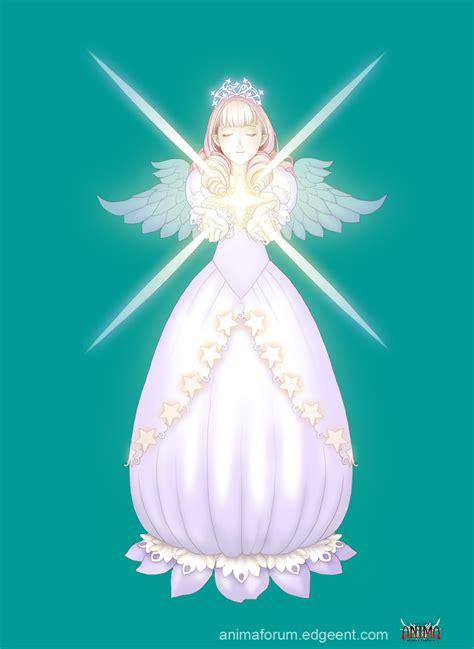 Anima Fairy Of Light By Wen M On Deviantart Light Fairies