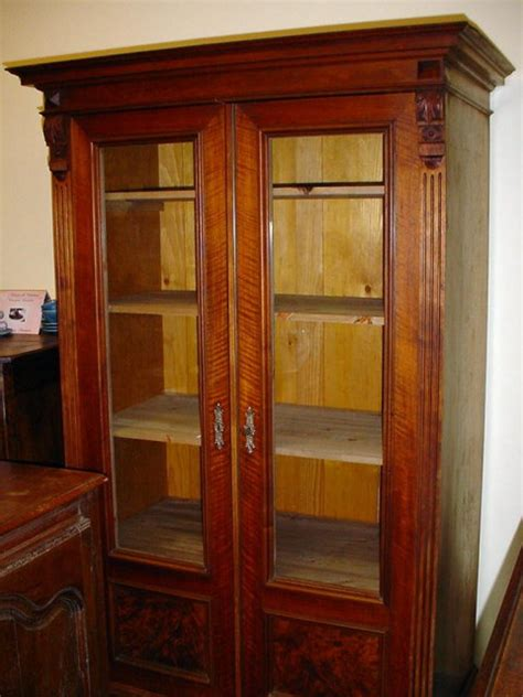 Book Shelf For Sale by Bookcase Napoleon Iii Circa 1860 For Sale