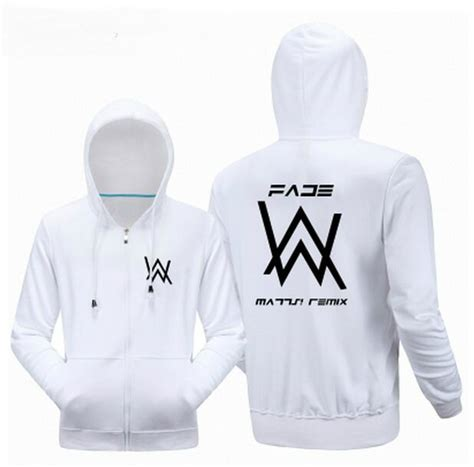 Hoodie Zipper Alan Walker Anak Anak 8 Dealdo Merch jual jaket zipper hoodie sweater alan walker putih 2 irma triana shop