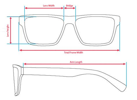choosing the right frame size globaleyeglasses