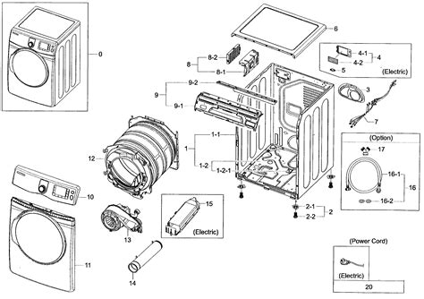samsung dryer heating element diagram samsung free