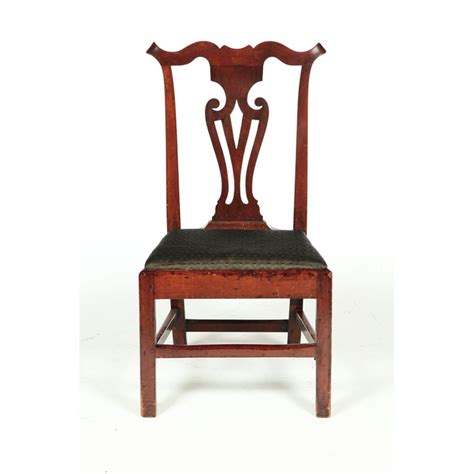 stuhl chippendale chippendale side chair