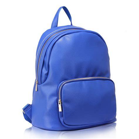 Blue Backpack ag00524 blue backpack school bag