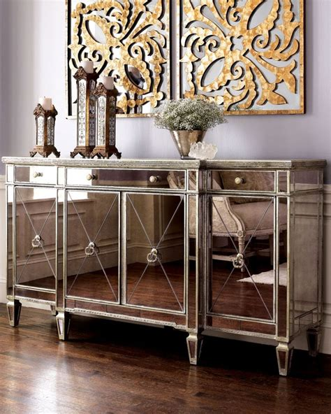 the sparkle factor mirrored furniture and one amazing