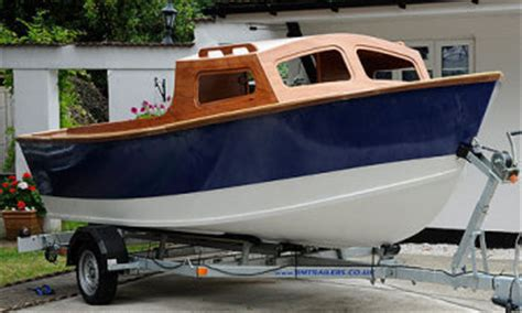 Wooden Boat Plans With Cabin
