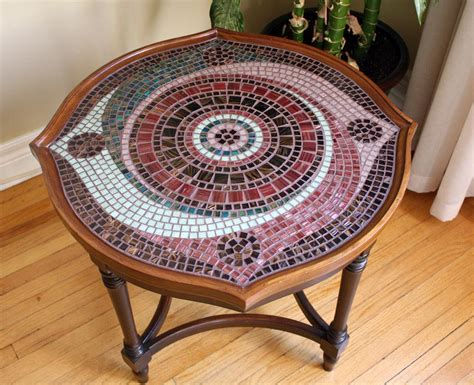coffee table mosaic mosaic coffee table to make the best interior coffee