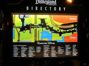 map of downtown disney january 2014 picture of