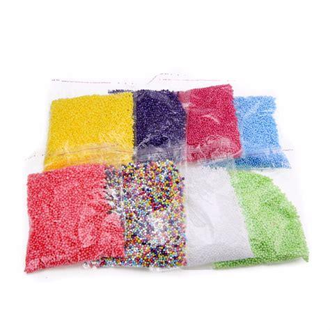 how to color styrofoam new 8 colors styrofoam foam balls for slime styrofoam