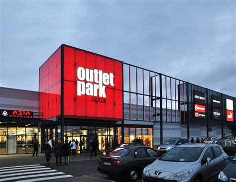 home design and outlet center outlet mall szczecin open architekci