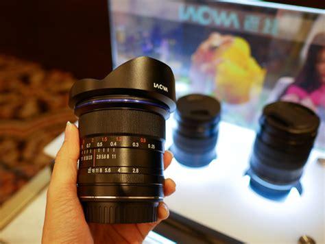 Lensa Canon Cembung lensa unik laowa hadir di kancah dunia fotografi indonesia