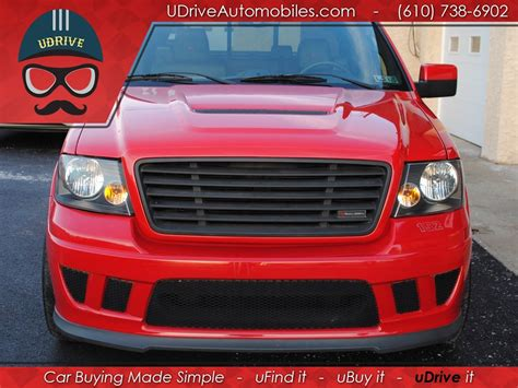 2007 ford f150 saleen s331 for sale 2007 ford f 150 saleen s331