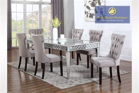 Mirrored Dining Room Set by Mirrored Dining Room Furniture Home Design Ideas