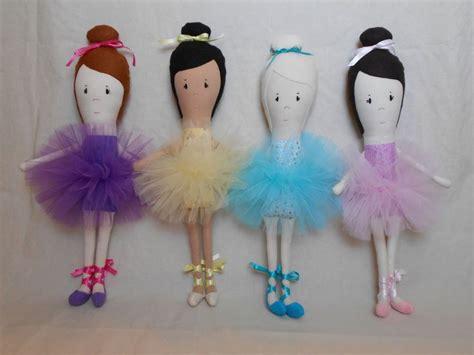 Handmade Felt Dolls - best 25 ballerina doll ideas on handmade