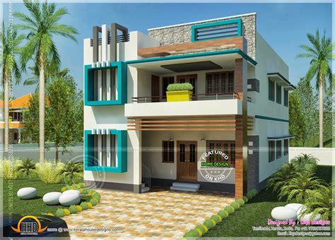 south indian contemporary home kerala home design