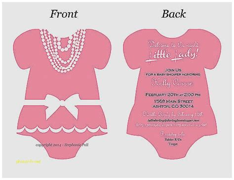 printable onesies invitations baby shower invitation best of onesie baby shower
