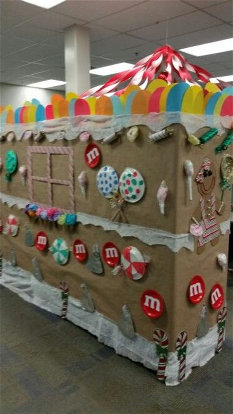 giner bread cubicle christmas decorations 37 best images about work craziness on bread house may days and cubicle
