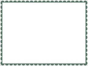 powerpoint border templates certificate border template clipart best