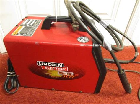 lincoln weld pak 3200 lincoln electric weld pak 3200 espotted