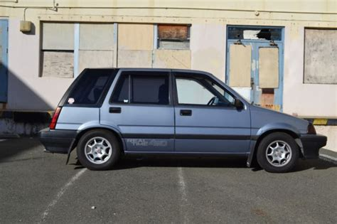 1987 honda civic wagon rt4wd for sale photos technical