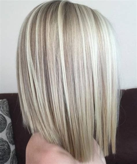 midlength jagged blunt cuts 20 medium layered haircuts for women