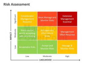 Brand Assessment Template by Risk Management Editable Powerpoint Presentation