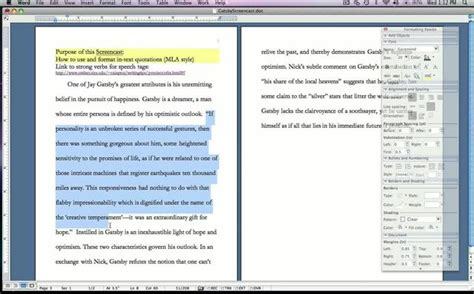 building a research paper plagiarism and in text citations